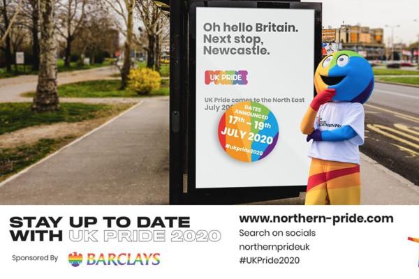Northern Pride 2020 – Dreams can come true.