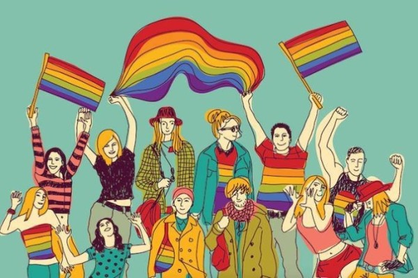 LGBT+ History Month event at Ely Library on Saturday, February 8