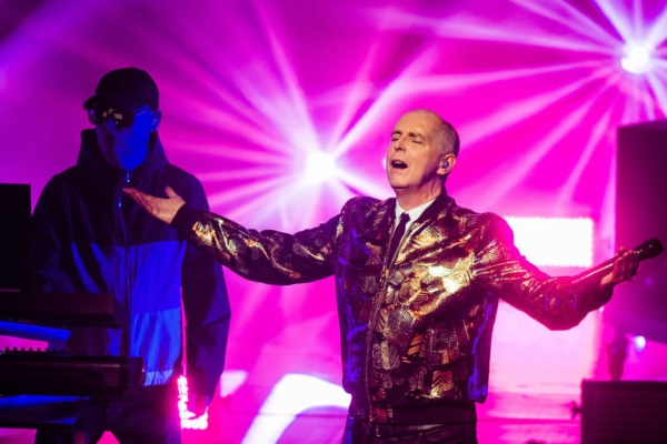 Pet Shop Boysrelease new video