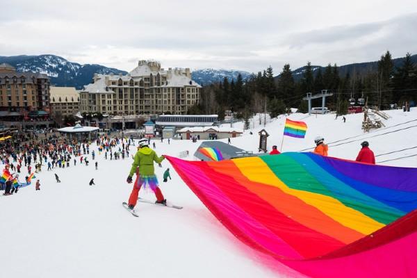 Whistler's 27th Annual Pride and Ski Festival
