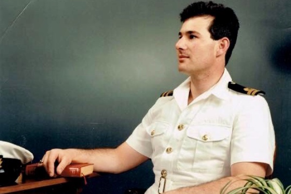 Reluctant hero – Duncan Lustig-Prean on 20 years of gays in the military.