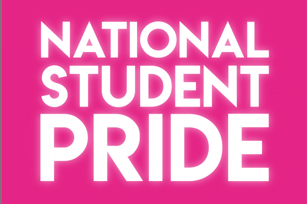 NATIONAL STUDENT PRIDE's 15th ANNIVERSARY EVENT