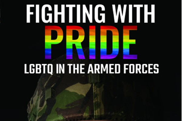 BOOK REVIEW: Fighting with Pride LGBT in the Armed Forces