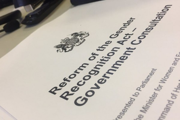 Gender Recognition Act reform plans in doubt