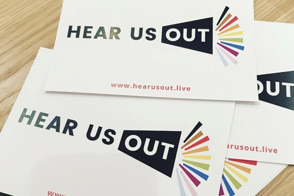 Hear Us Out: A celebration of the lives of older LGBTQ+ people