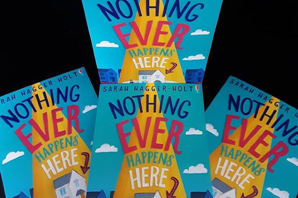 BOOK REVIEW: Nothing Ever Happens Here By Sarah Hagger-Holt