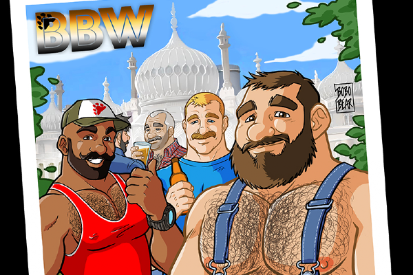 Brighton Bear Weekend cancel their Easter Quiz and suspend the Bear Weekend