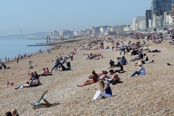 Making Brighton & Hove beaches accessible for all