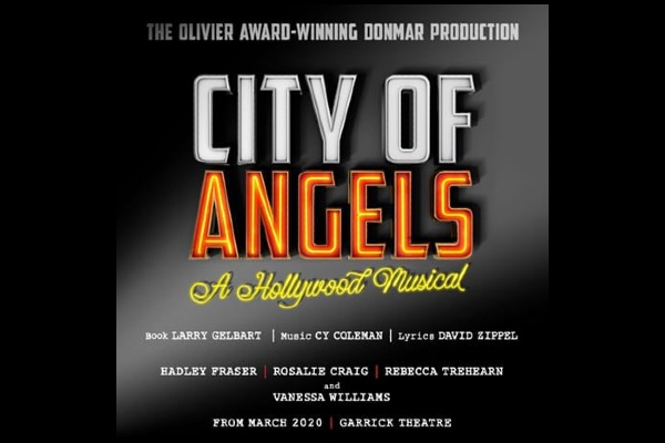 REVIEW: City of Angels @ Garrick Theatre
