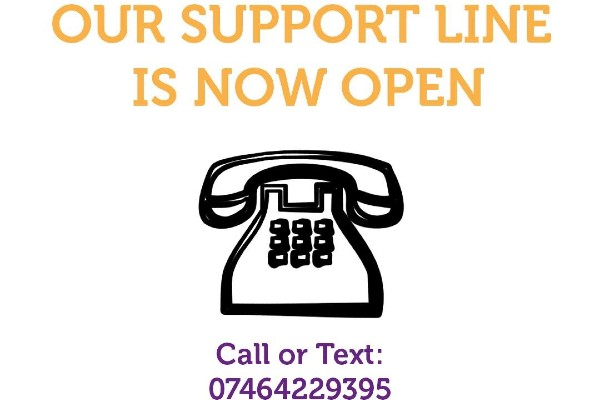 Clare Project's temporary line for information,  updates and contact