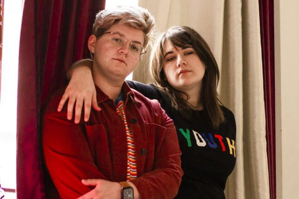 LGBTQ+ pop duo Maple St release 'Love Me Less?' on  March 13