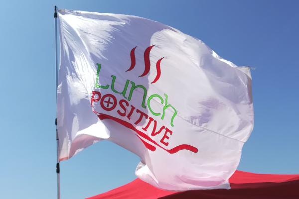 Special new plans from Lunch Positive – In-touch& Lunch Positive Outreach.