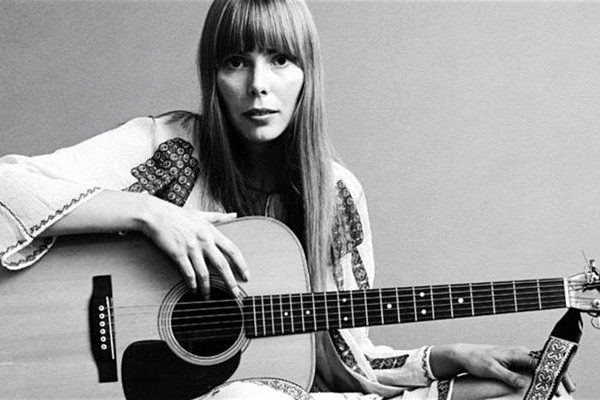 Emma Kilbey and Nicky Mitchell travel through the songbook of Joni Mitchell
