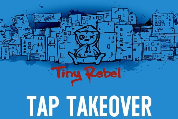 Welsh Craft brewery Tiny Rebel Tap takeover at Charles Street
