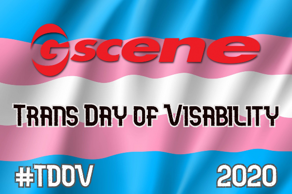 Today is Transgender Day of Visibility