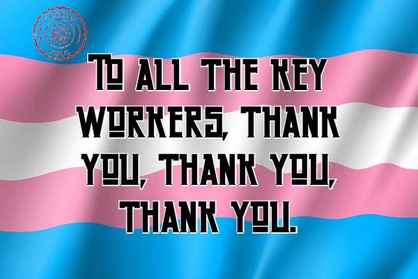 Gscene's columnist  Emma reflects on Transgender Day of Visability