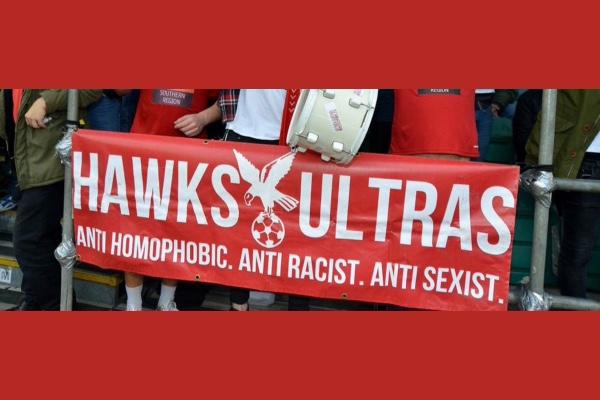 Whitehawk Ultras – LGBTQ+ allies