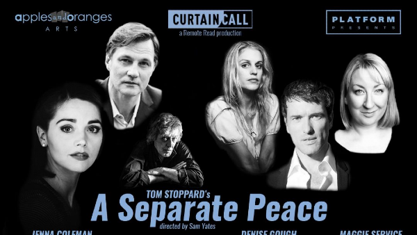 PREVIEW: Live streaming play premiere – A Separate Peace