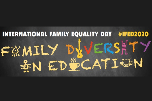 International Family Equality Day scheduled for 3 May