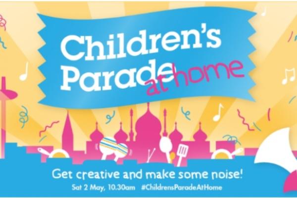 Brighton Festival & Same Sky Bring the Children's Parade At Home