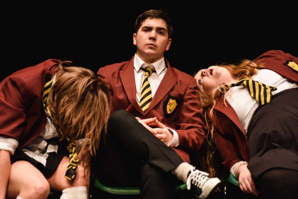 Free online theatre performance for schools from Blackeyed Theatre