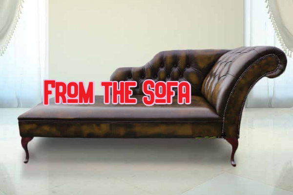 P/REVIEW: View From The Sofa 16
