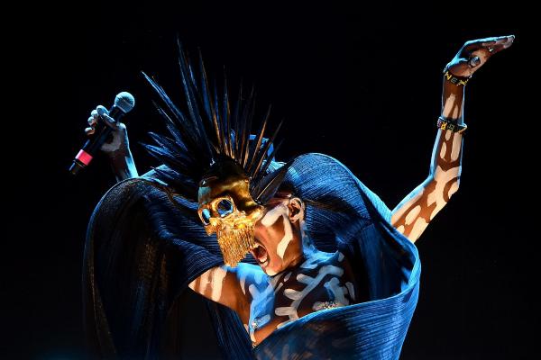 Grace Jones' Meltdown festival moves to 2021
