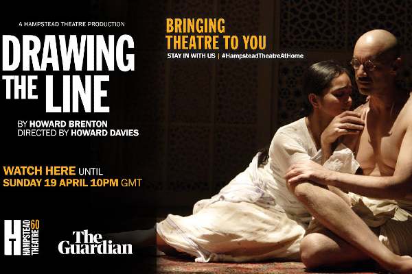 REVIEW: Hampstead Theatre- Drawing The Line