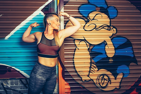 Stay Strong – interview with  inspirational fitness trainer Carmen Macdonald