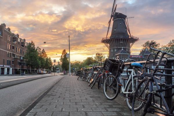 Homophobic attack in Amsterdam
