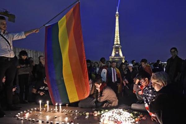 Hate crime up in France