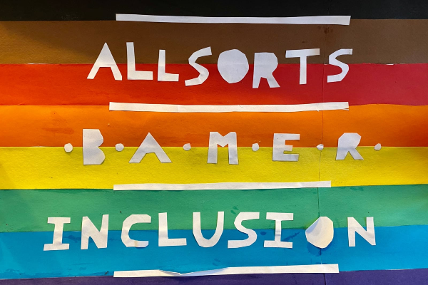 Allsorts launch new resource for young people who are LGBTQ+ and BAMER / PoC