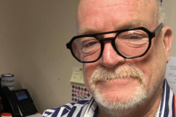 'The Shrinking Bunch' – Gscene speaks to local anti-stigma campaigner Alan Spink
