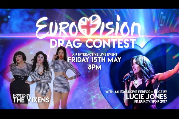 DragQueen Eurovision raising funds for LGBTQ+ homelessness charity, Albert Kennedy Trust