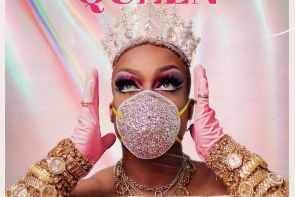 Todrick Hall nails being a Quarantine Queen