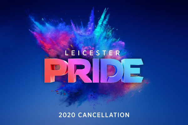 Leicester Pride 2020 cancelled due to pandemic