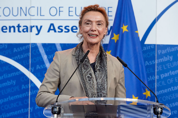Council of Europe Secretary Generalreleases statement ahead of IDAHOBIT on Sunday, May 17
