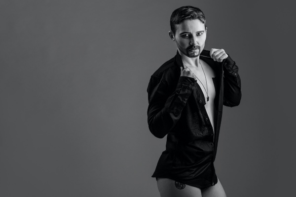 Scene from the Sofa – Five minutes with… Drag King Sammy Silver