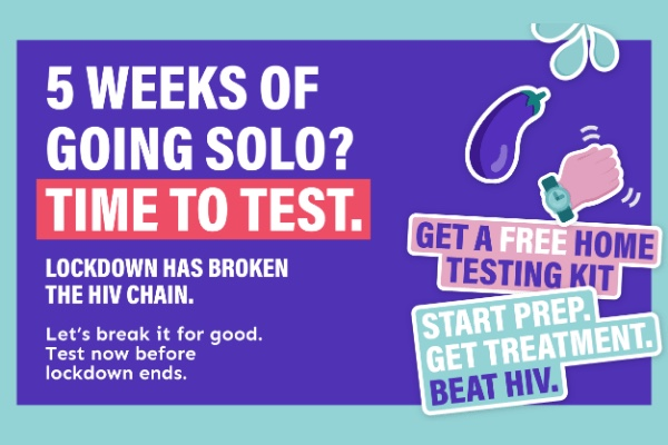 City Council supports 'Time to Test' campaign to stop HIV