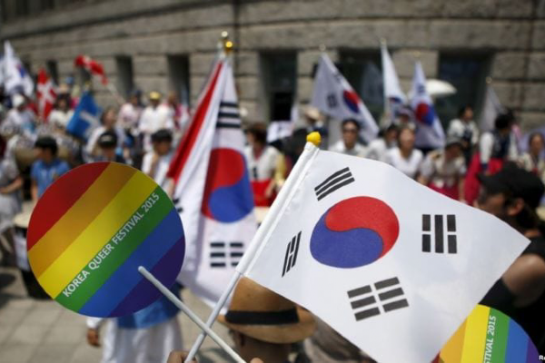 Homophobia Stoked in South Korea over Covid-19