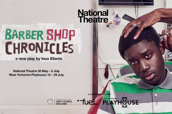 REVIEW: NT @ home – Barber Shop Chronicles