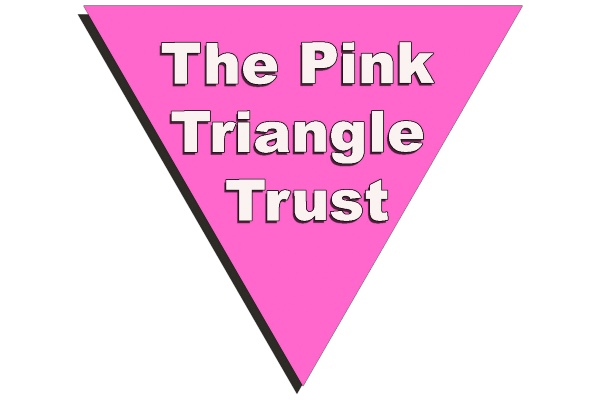 Pink Triangle Trust's £1,000 donation to Rainbows Across Borders