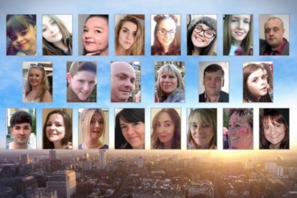 Manchester Pride: Third anniversary of Arena attack