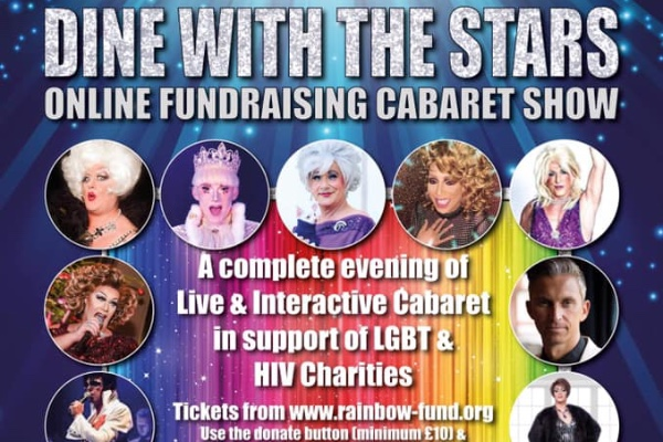Dine with the Stars raise £850 for the Brighton Rainbow Fund