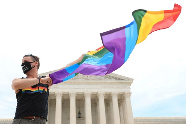 US Supreme Court Backs LGBTQ+ Workers Rights