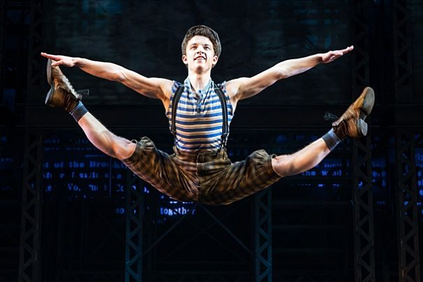 REVIEW: Newsies, the musical