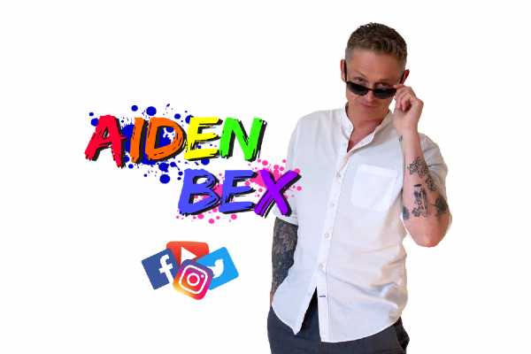Scene from the Sofa – 5 minutes with… Aiden Bex