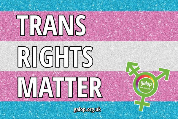 Galop responds to government plans on trans legislation