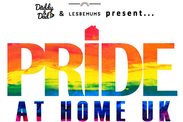 Two UK LGBTQ+ bloggers to host #PrideatHomeUK on Saturday, August 29