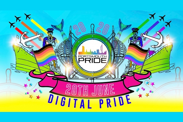 Portsmouth Digital Pride hits screens on Saturday